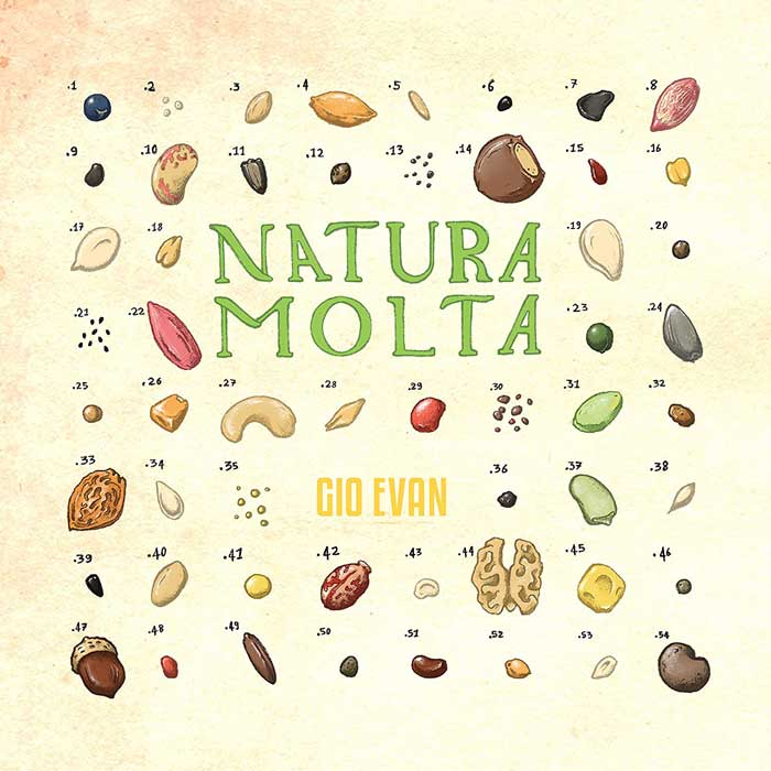copertina album natura molta