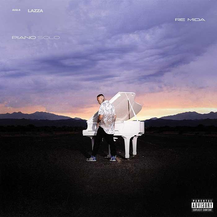 copertina album re mida piano solo