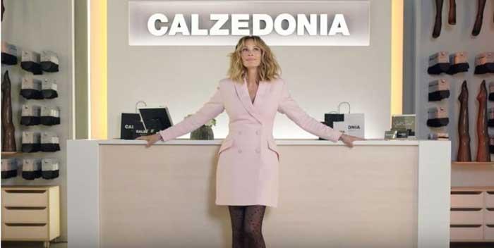 pubblicità calzedonia 2019