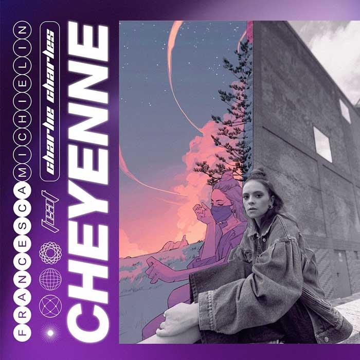 copertina canzone Cheyenne
