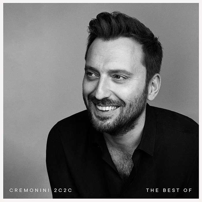 copertina raccolta Cremonini 2C2C The Best of