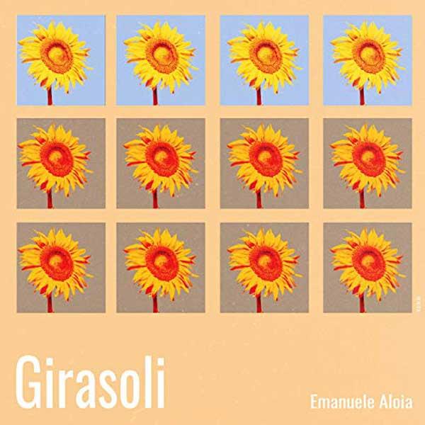 copertina canzone girasoli