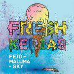 copertina canzone fresh kerias