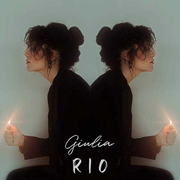copertina canzone rio by giulia