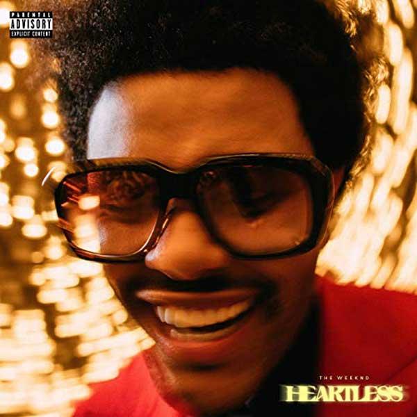copertina canzone Heartless