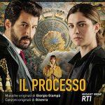 copertina colonna sonora il processo