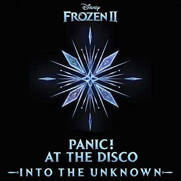 copertina canzone Into the Unknown