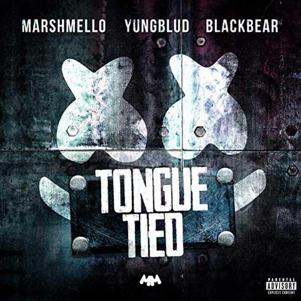 copertina canzone tongue tied