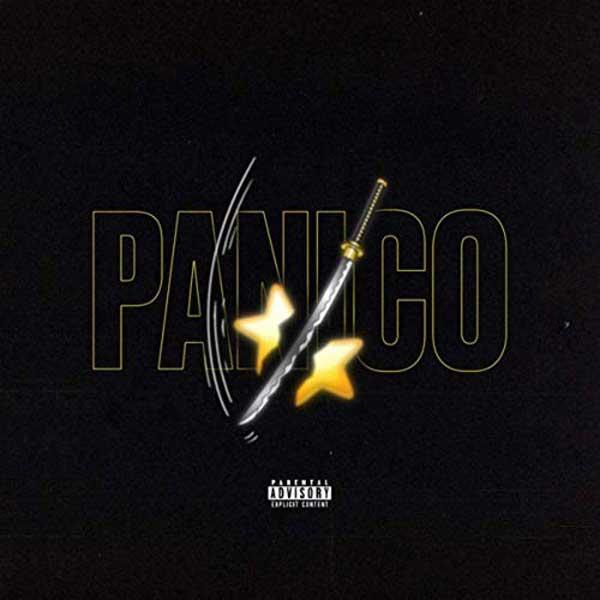 copertina canzone Panico