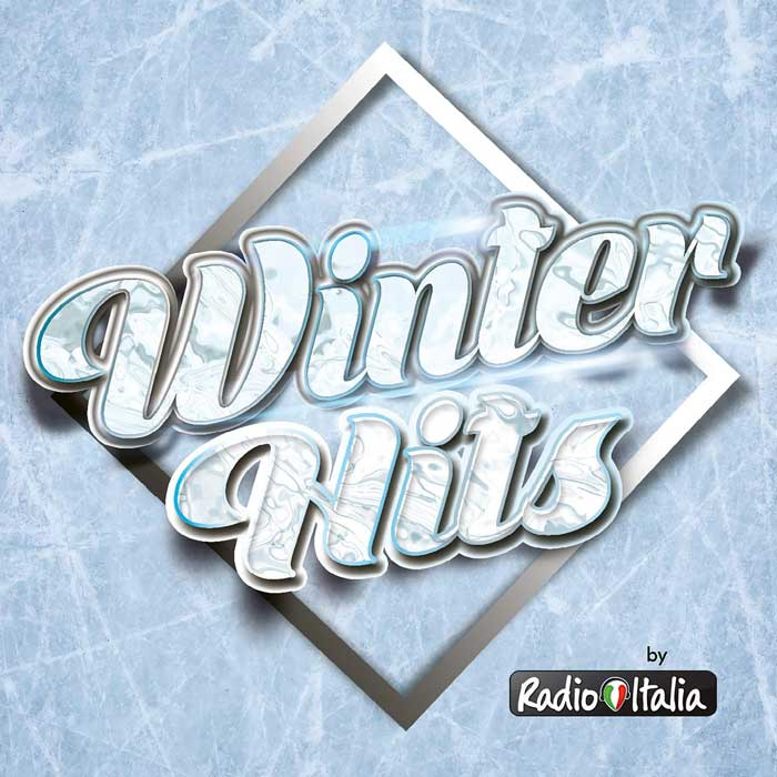 copertina compilation Radio Italia Winter Hits 2019
