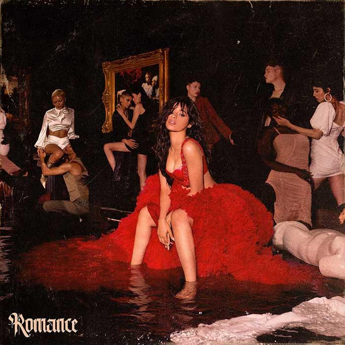 copertina album Romance