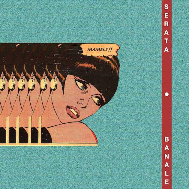 copertina canzone Serata Banale