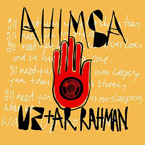 copertina canzone Ahimsa