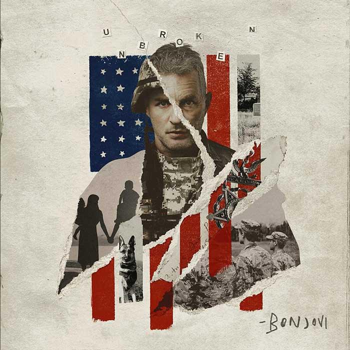 copertina canzone Unbroken