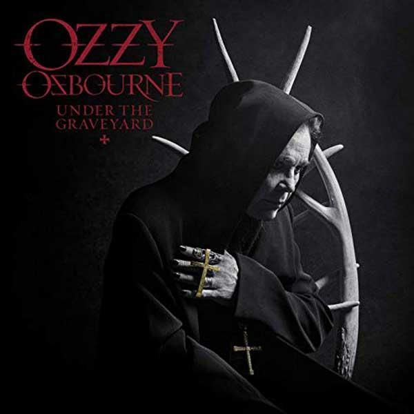 copertina brano Under the Graveyard