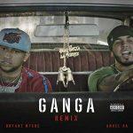 copertina canzone gan-ga remix