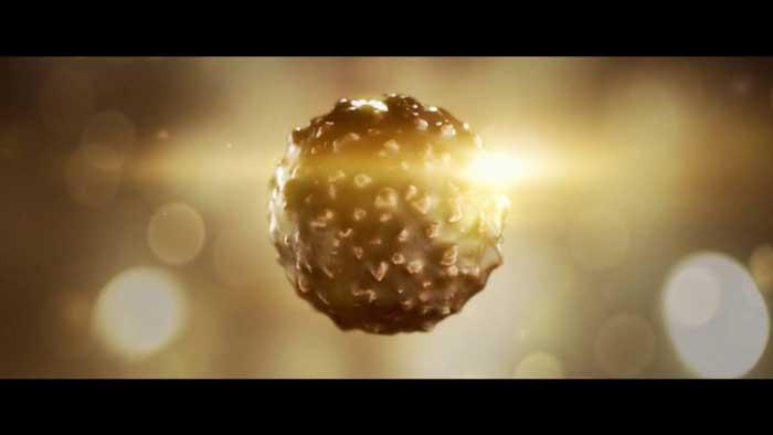 pubblicità Ferrero Rocher 2019