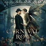 copertina colonna sonora carnival row