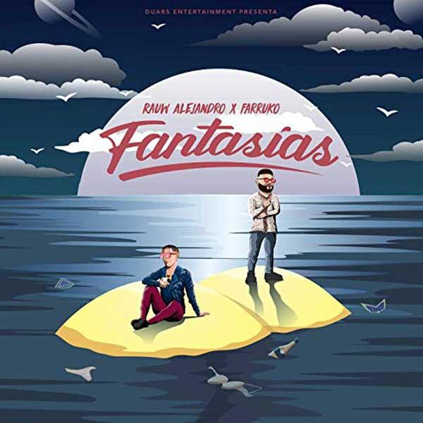 copertina canzone fantasias