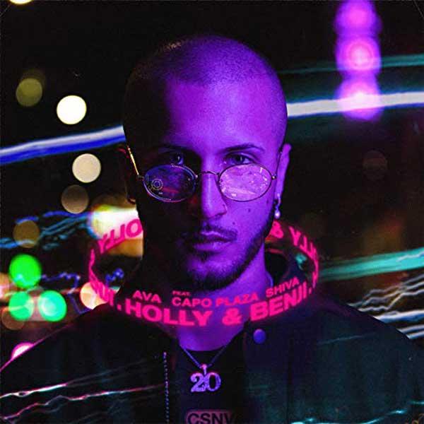 Holly & Benji copertina brano ava