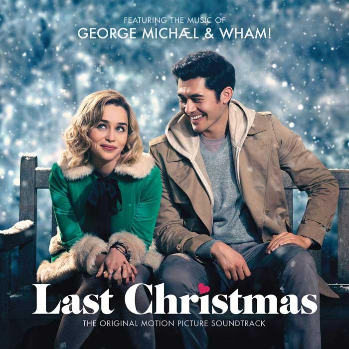 copertina colonna sonora last christmas