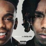 copertina album Melly vs. Melvin