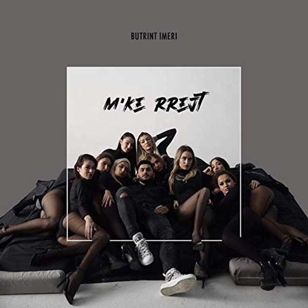 copertina brano M'ke rrejt