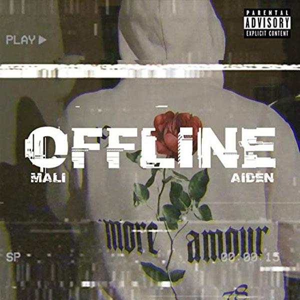 offline copertina canzone