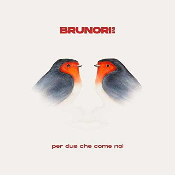 copertina canzone Per due che come noi