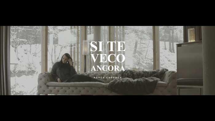 nancy coppola SI TE VECO ANCORA frame video