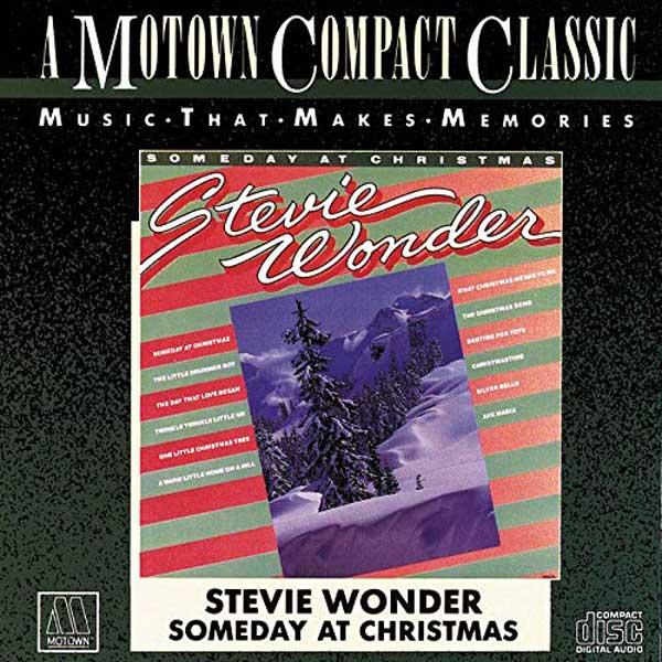 copertina album Someday at Christmas