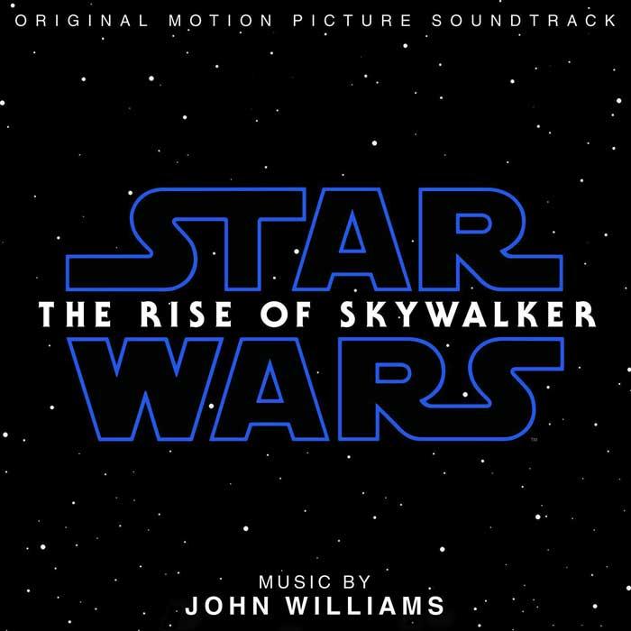 copertina colonna sonora Star Wars 2019