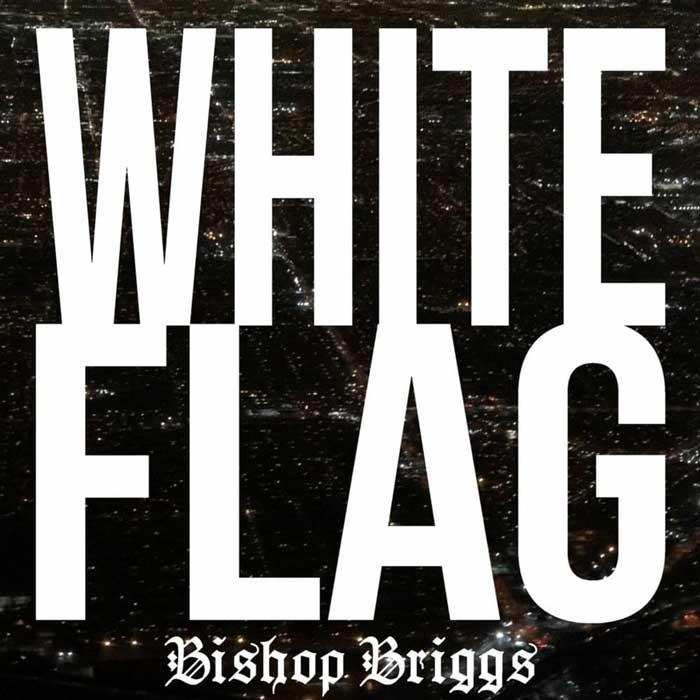 copertina canzone White Flag