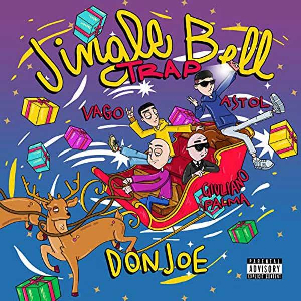 copertina versione 2 Jingle Bell Trap