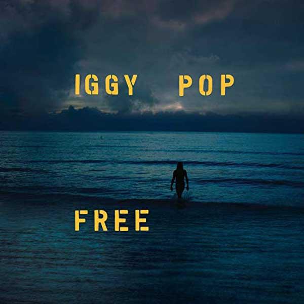 copertina album free by iggy pop