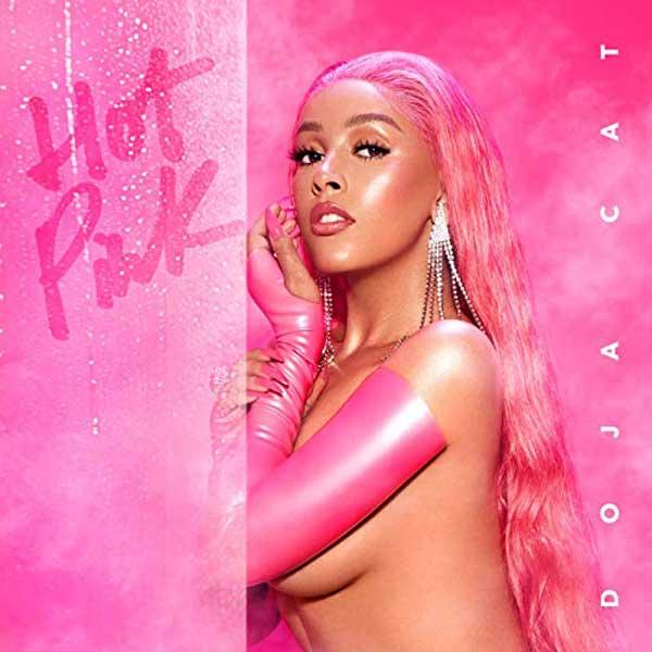 copertina album hot pink