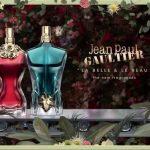 pubblicità Jean Paul Gaultier La Belle and Le Beau