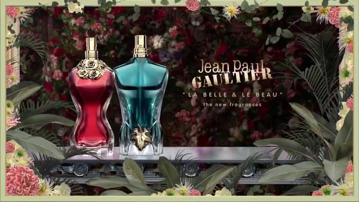jean paul gaultier profumo donna pubblicità