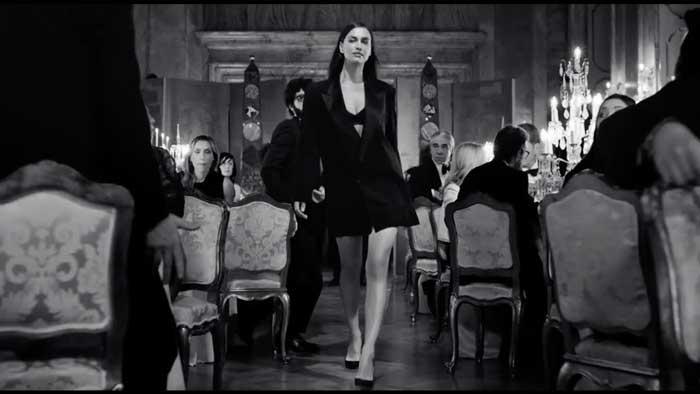 pubblicità Jean Paul Gaultier Scandal