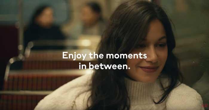 pubblicità h&m natale 2019