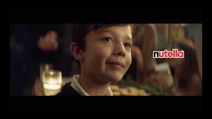 pubblicità nutella natale 2019
