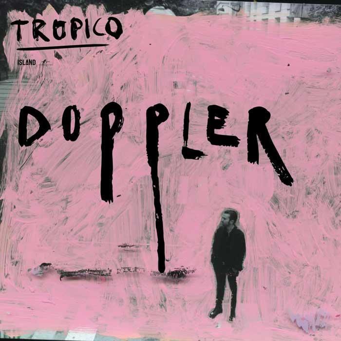doppler copertina brano