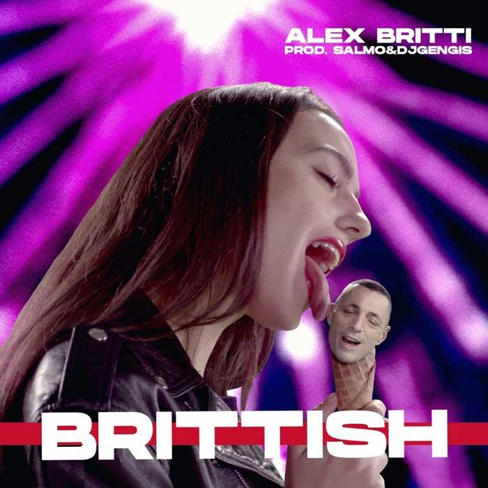 Brittish copertina brano