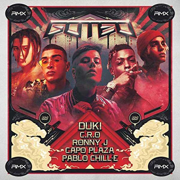 copertina canzone rodeo remix