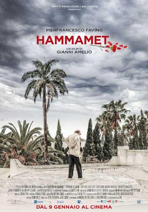 locandina film Hammamet