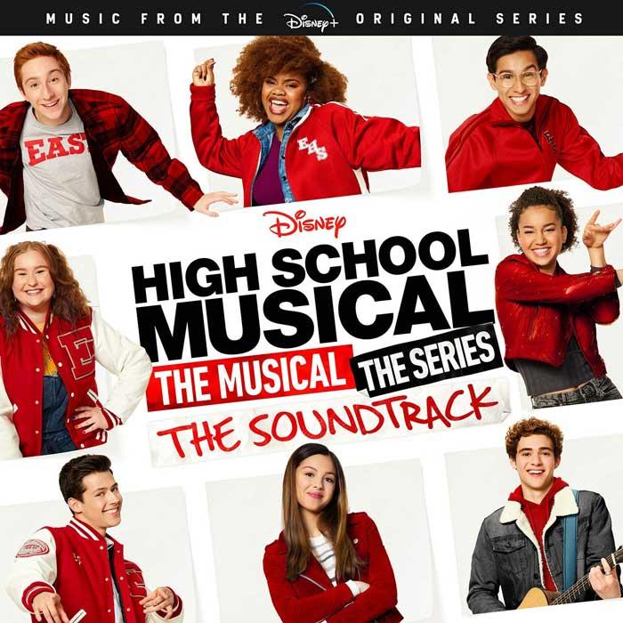 copertina colonna sonora High School Musical 2019