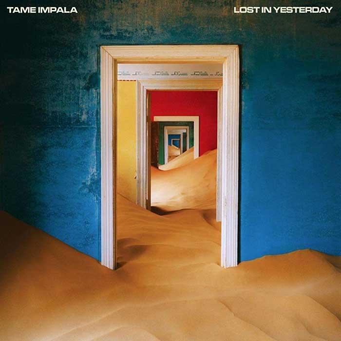 Lost In Yesterday copertina canzone