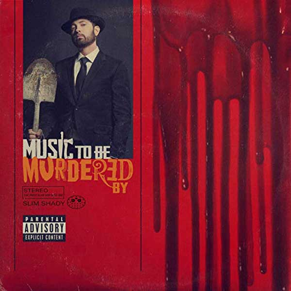 copertina album Music to Be Murdered By