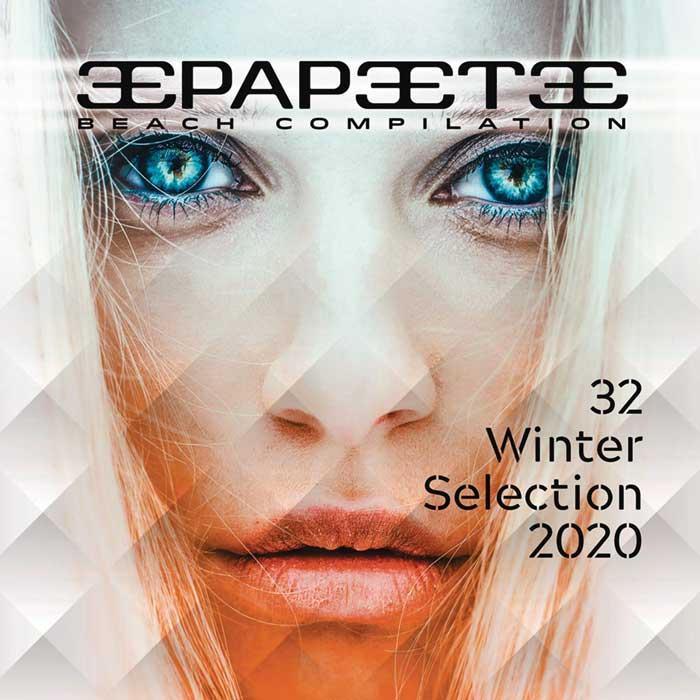 copertina Papeete Beach Compilation winter 2020