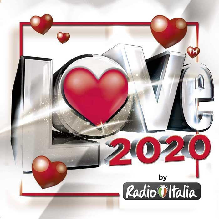 copertina Radio Italia Love 2020